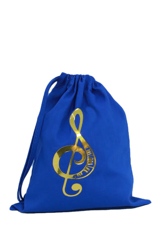 Music Fabric Party Bag
