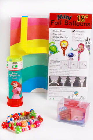 Pre Filled Party Bag - Birthday Goodie bag (Girls) - The Little Things