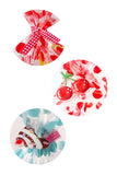 Red Spots Cello Party Bag  - 2
