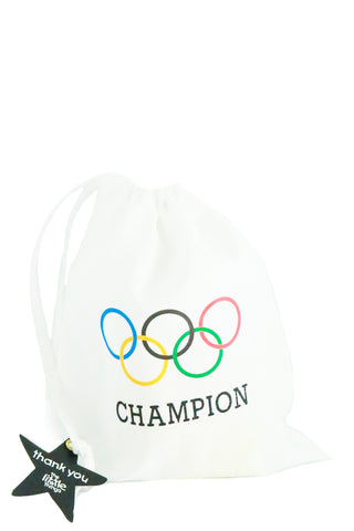 Champions Fabric Party Bag - The Little Things