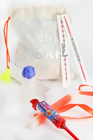 Pre Filled Party Bag - Party On Yeah