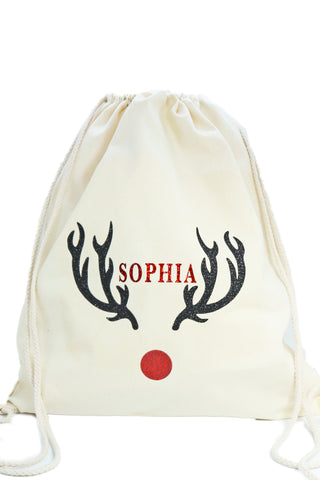 Christmas Personalised Sack - The Little Things