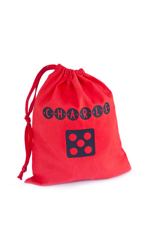 Personalised Fabric Bag Magic