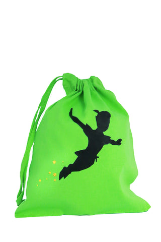 Peter Pan Party Fabric Bag