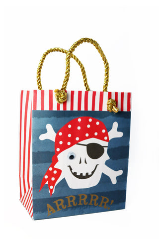 Ahoy There Pirate Party Bag - The Little Things