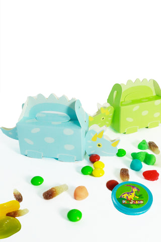 Dinosaur Treat Box