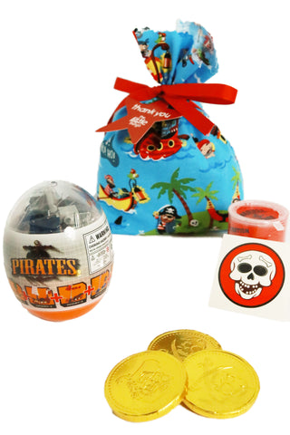 Pre Filled Party Bag - Pirate - The Little Things
