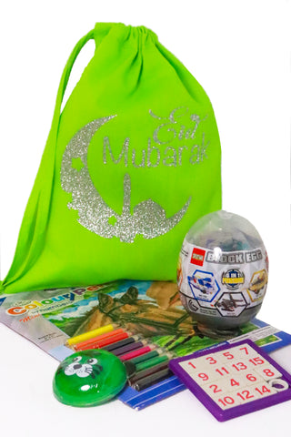 Eid Gift -(Kids Pre-filled Eid Gift Bag )(Boys)-2