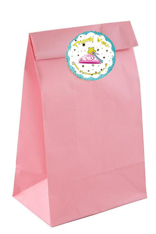 Princess Pink Classic Party Bag