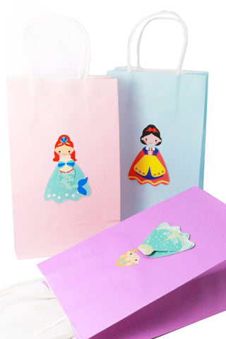 Princess Paper Party Bag