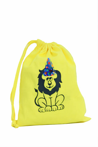 Animal Party Fabric Bag - The Little Things