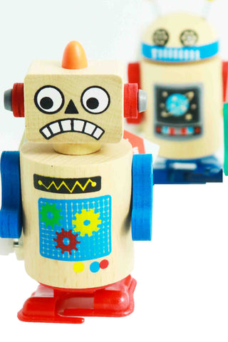 Wind-Up Robots - The Little Things