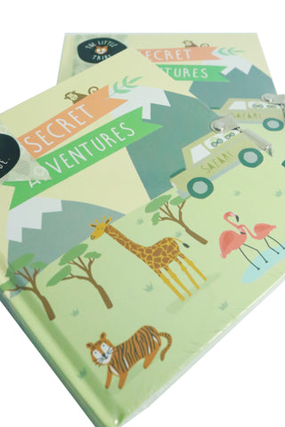 Secret Adventures Notebook - The Little Things