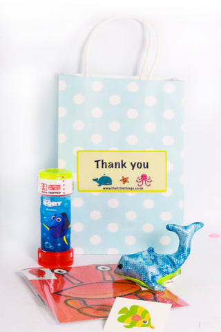Pre filled Party Bag - SeaLife