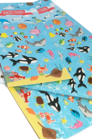 Sealife Stickers - The Little Things