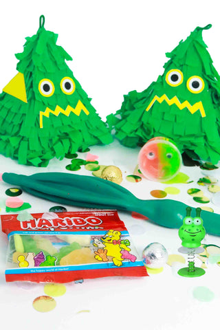 Pre-Filled Silly Monster Piñata Favor - The Little Things