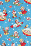 Space Cadet Fabric Party Bag  - 2
