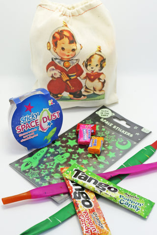 Pre Filled Party Bag - Space Boy - The Little Things