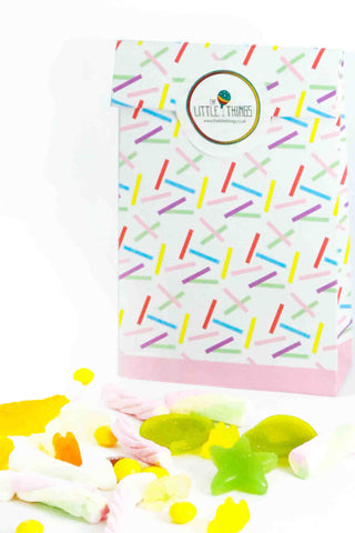 Sprinkles Pick and Mix Sweet Bags - The Little Things
