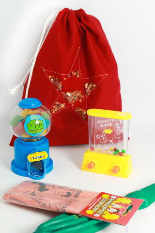 Pre Filled Party Bag - Star - The Little Things