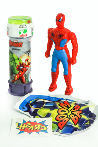Superhero Party Bag filler Kit - The Little Things