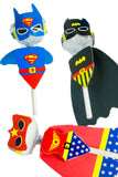 Pre Filled Paper Party Bag - Superhero - The Little Things