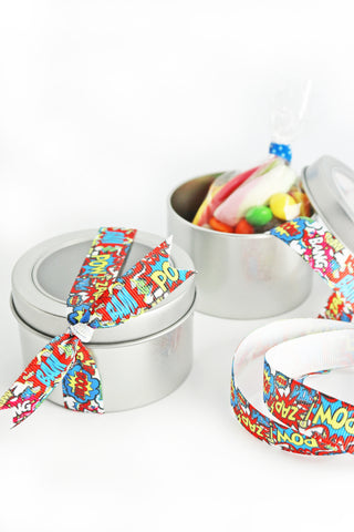 Superhero Sweet Tin - The Little Things