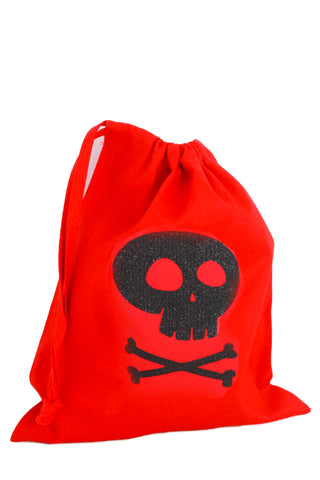 Pirate Fabric Party Bag - The Little Things