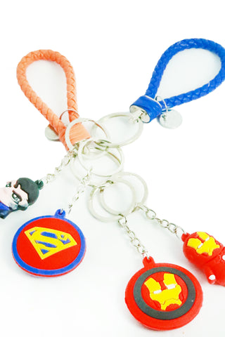 Superhero Keychain - The Little Things