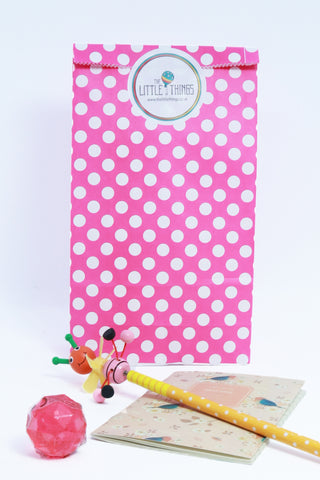 Pre Filled Party Bag - The Little Pink Things - The Little Things