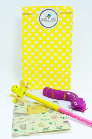 Pre Filled Party Bag - The Little Yellow Things