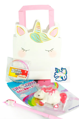 Pre Filled Party Bag - Unicorn Horn - The Little Things