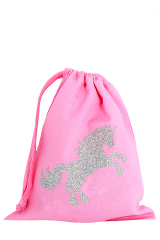 Unicorn Fabric Party Bag - The Little Things