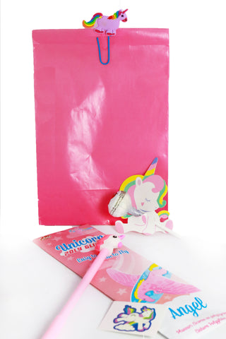 Pre Filled Party Bag - Magical Unicorn - The Little Things