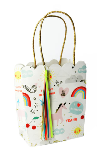 I believe in Unicorns Party Bag