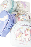 Unicorn Keychain Bag - The Little Things