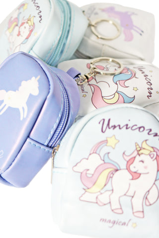 Unicorn Keychain Bag