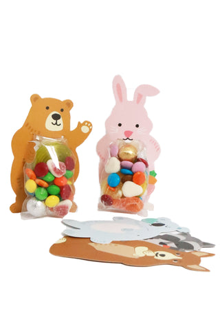 Woodland Animal Candy Pack