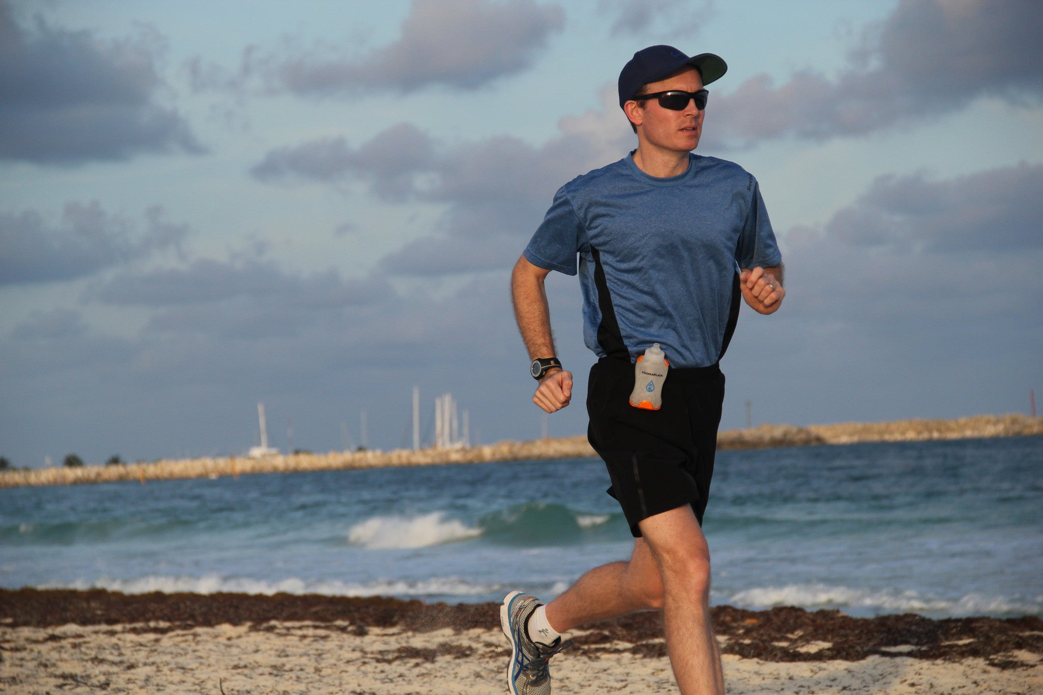 Running in Cancun