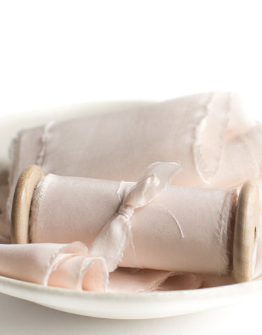 Blush Original Silk Ribbon