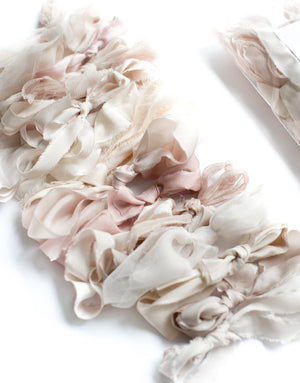 Dusty Blush Thin Mix Bundle - FROUFROU CHIC