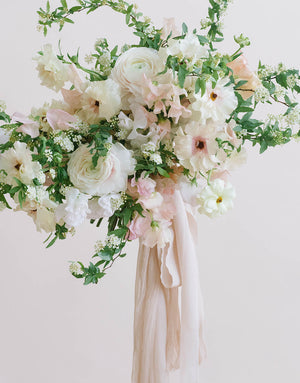 Dusty Pink  Bouquet Collection - FROUFROU CHIC