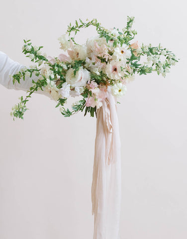 Dusty Pink  Bouquet Collection