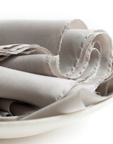 Gris Clair Original Silk Ribbon