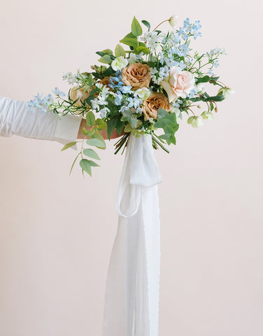 Pale Grey Bouquet Collection
