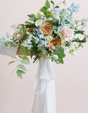 Pale Grey Bouquet Collection - FROUFROU CHIC