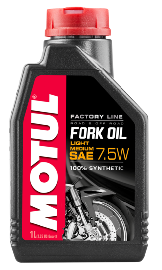 Fork Oil Factory Line Light Medium 7.5W