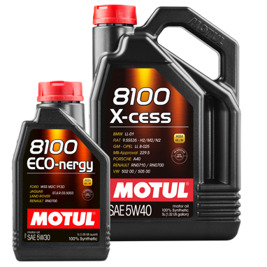 Engine Oils that meet multiple OEM approvals