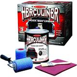 Herculiner Truck Bed Liner Kit - Covered Wagon Trailers