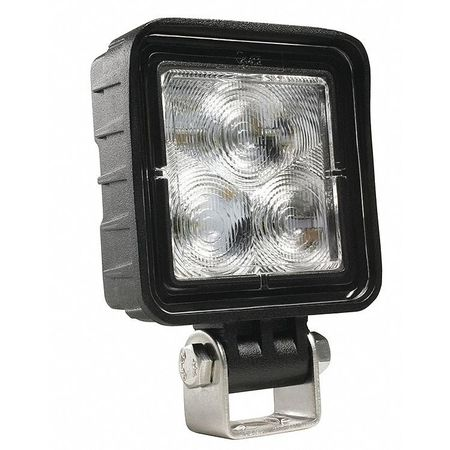 Square LED Mini Load Light 570 Lumens - Covered Wagon Trailers